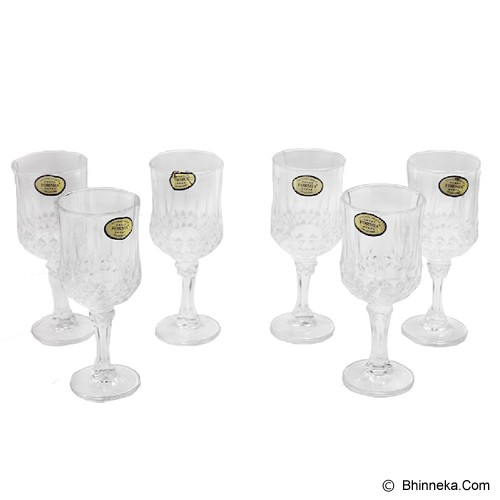 FORMIA Wine Crystal 19 cl/set [FR602C19] - Gelas